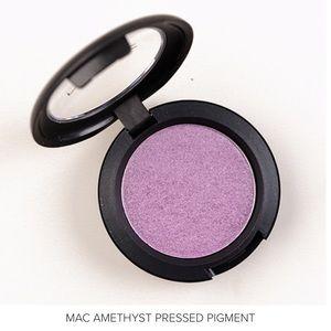 NEW MAC Cosmetics Amethyst Pressed Pigment Eye Sha